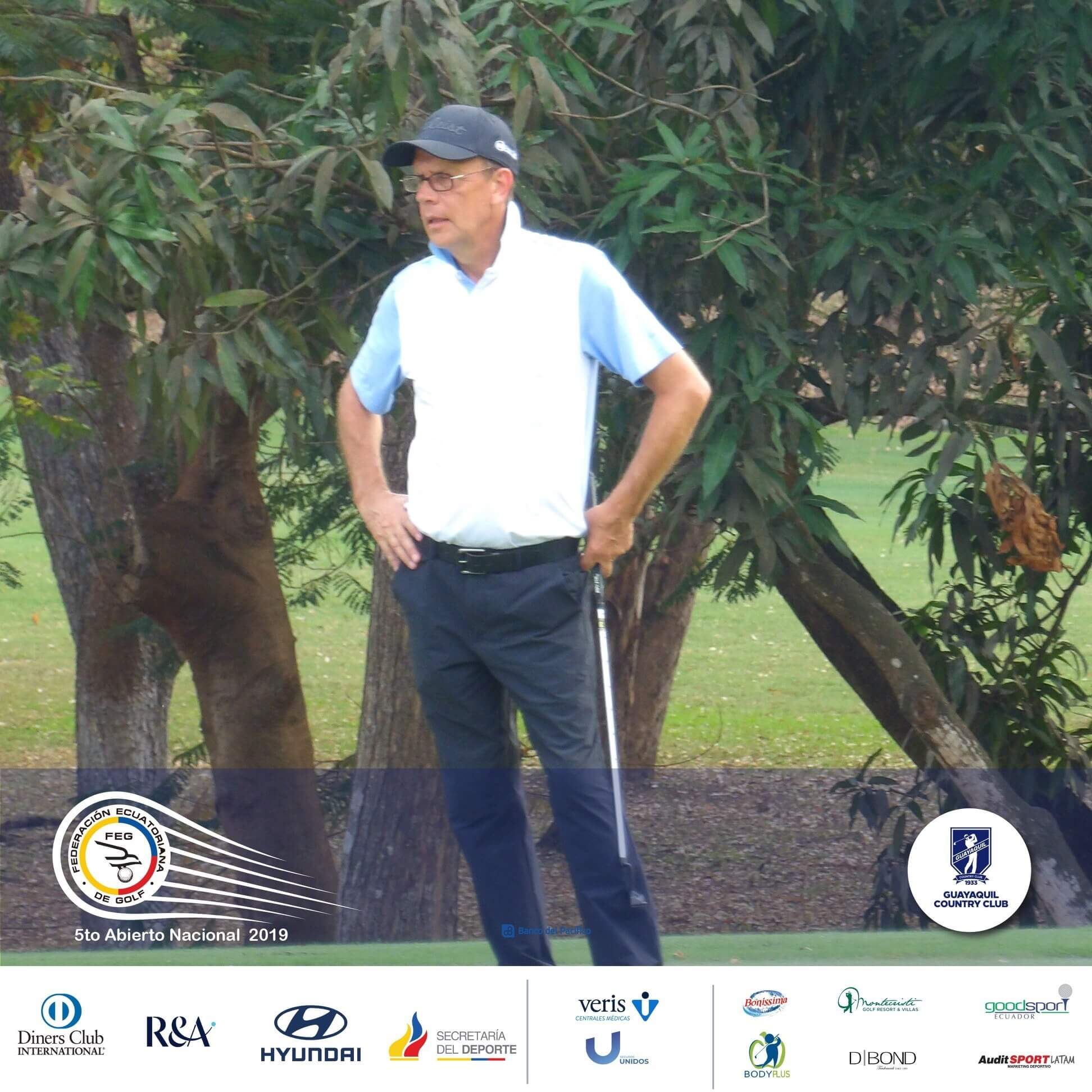 Eco. Lassi Pensikkala FEG Ecuador Open Golf in Guayaquil Country Club  Learn to play golf
