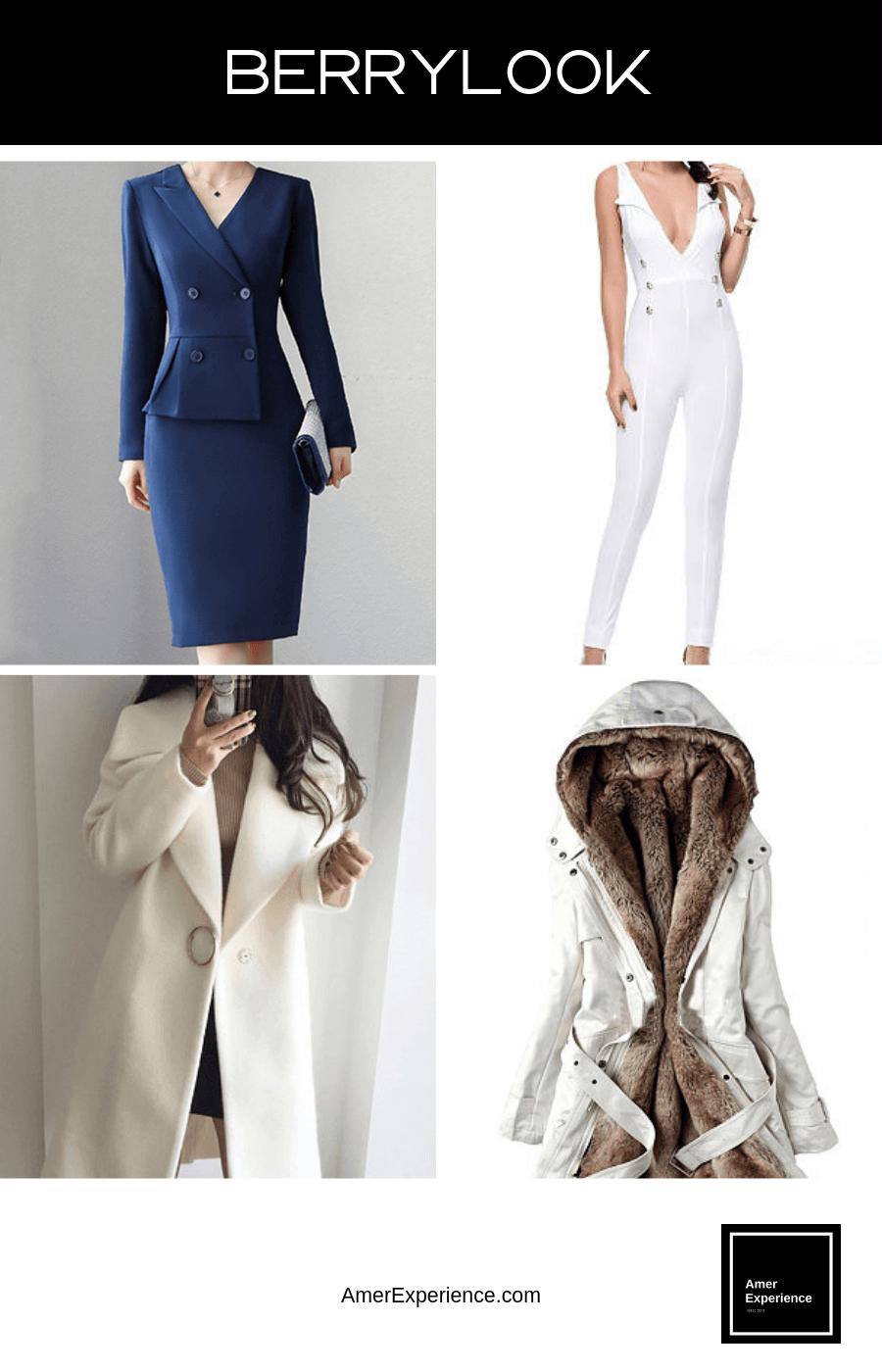 Berrylook Womens Fashion Buy Here Moda de Mujeres Online