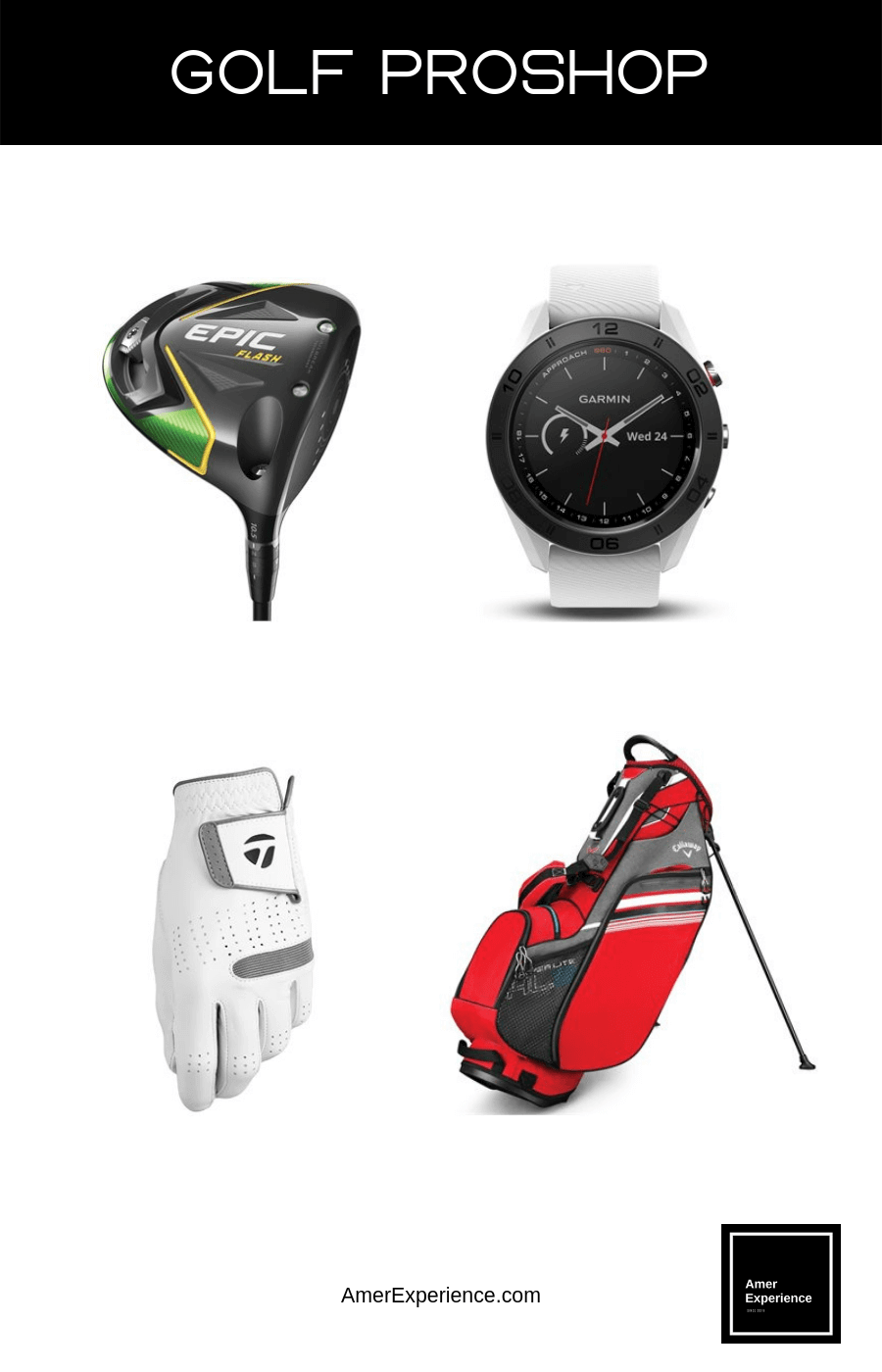 New and Used golf equipment for sale