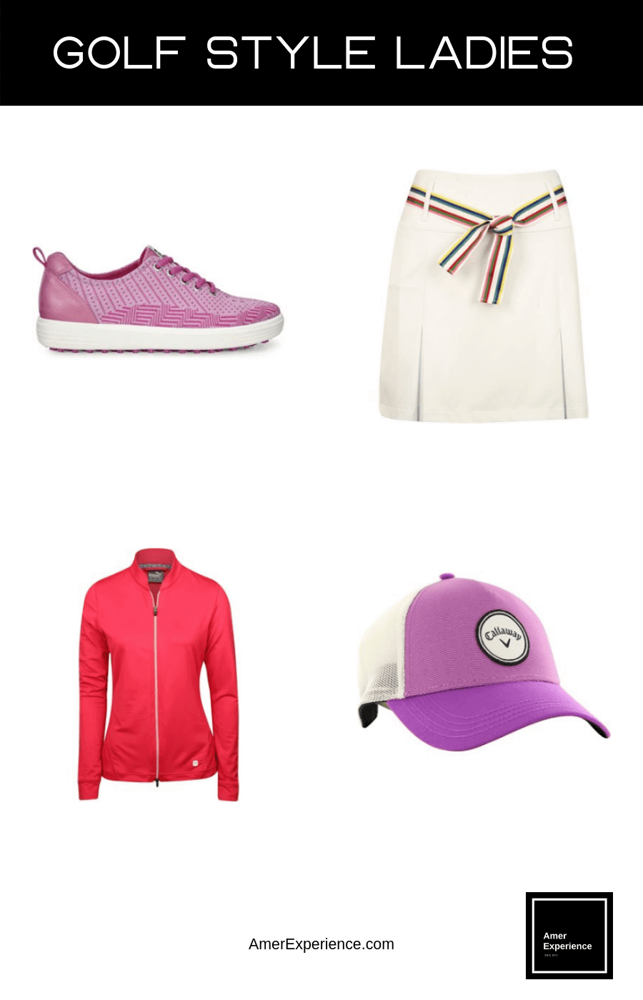 Golf Style Ladies Outfits - Golf Pro Shop Online