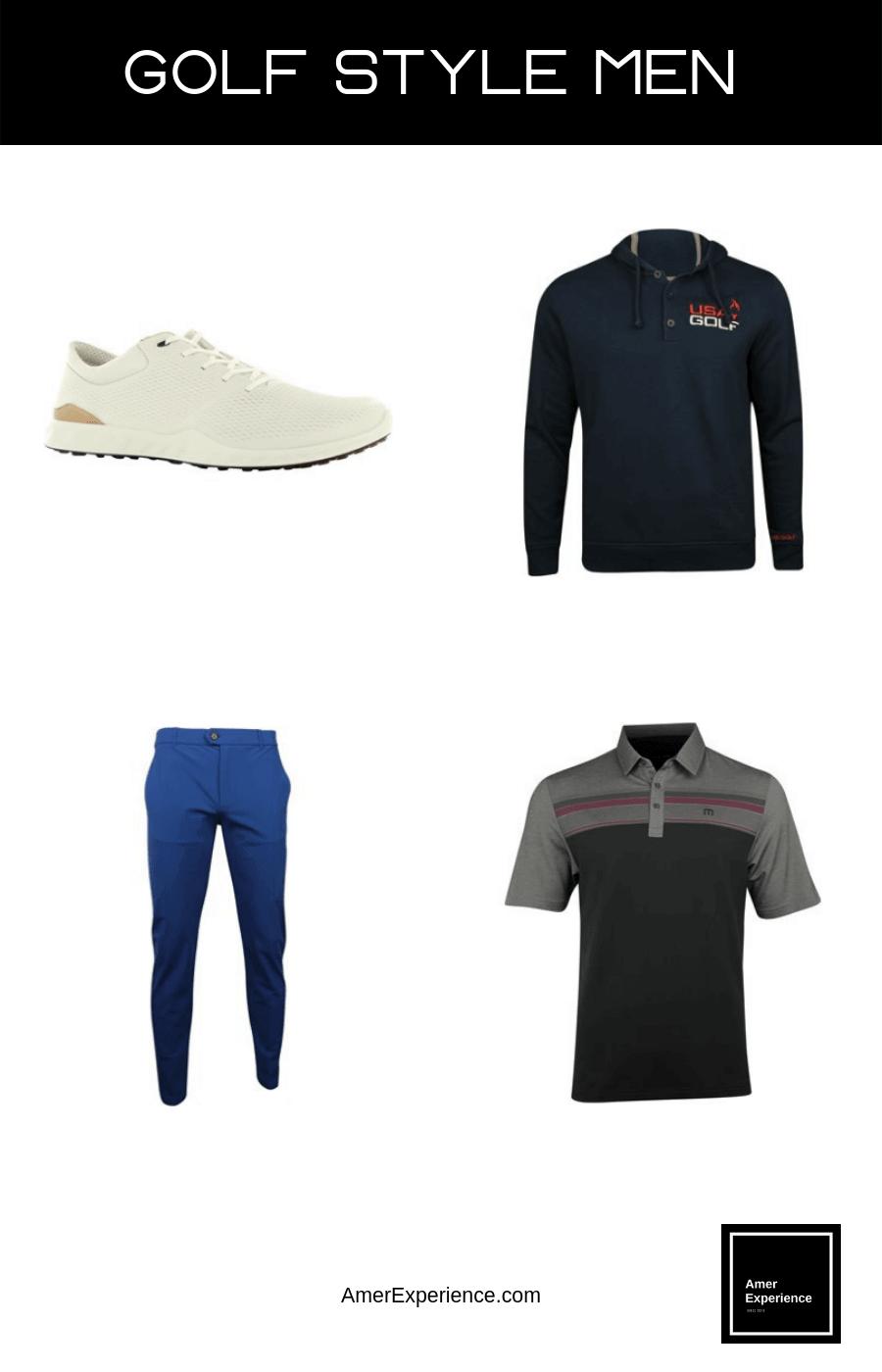 AmerExperience.com - Golf Style Men - Dress Like A PGA Golf Pro -  - Golf Pro Shop Online