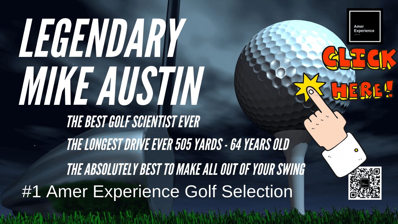 MIKE AUSTIN Golf Instruction Video Selection