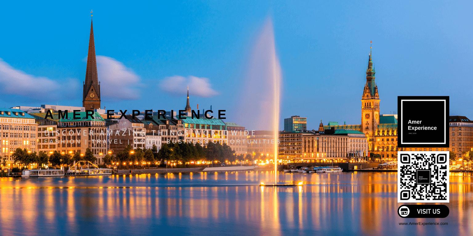 Amer Experience Travel Destination Hamburg and Helsinki