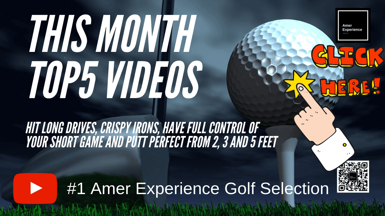 The top question being answered this month in #1 Amer Experience Golf Videos