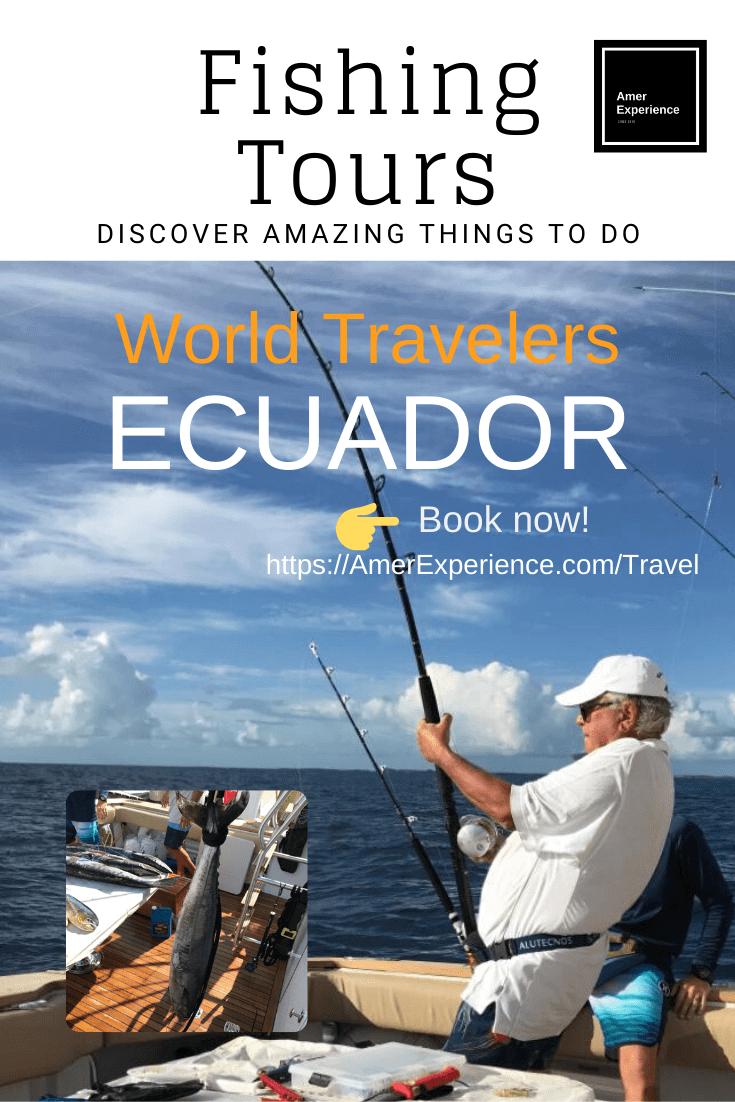 Ecuador Sport Fishing