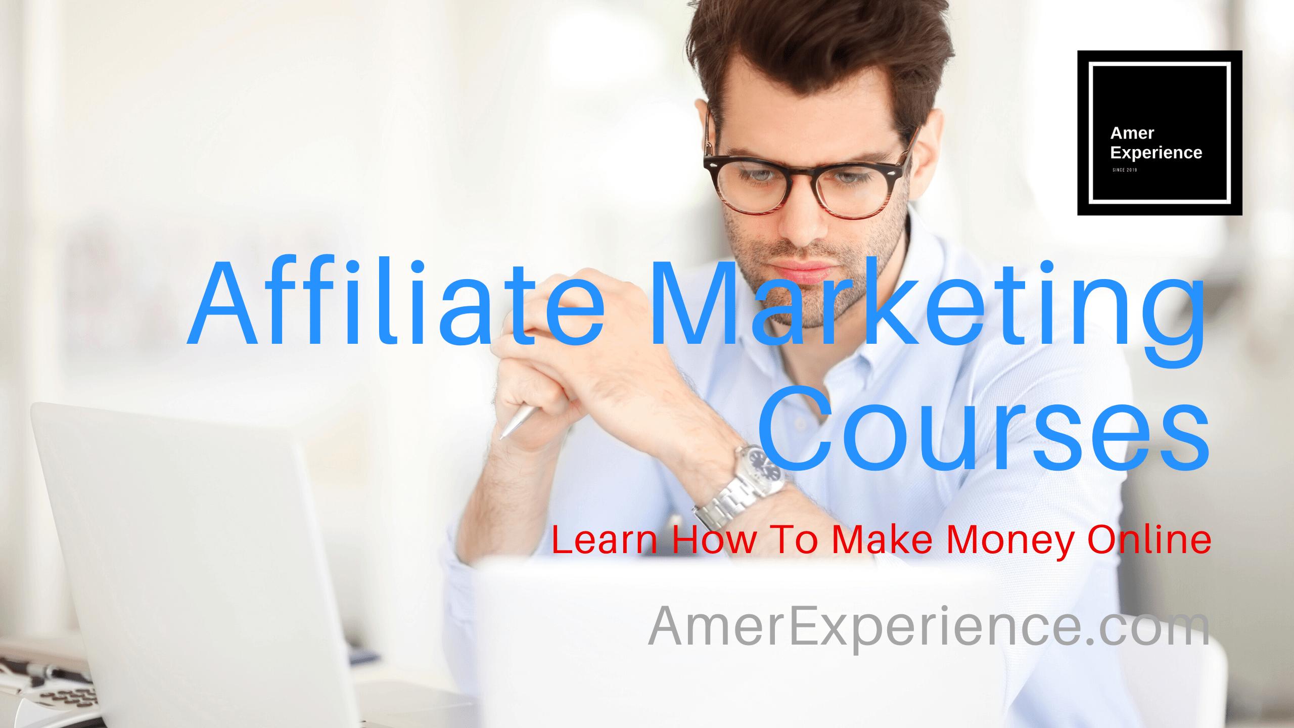 Affiliate Marketing Courses Clickbank - Make Money Online