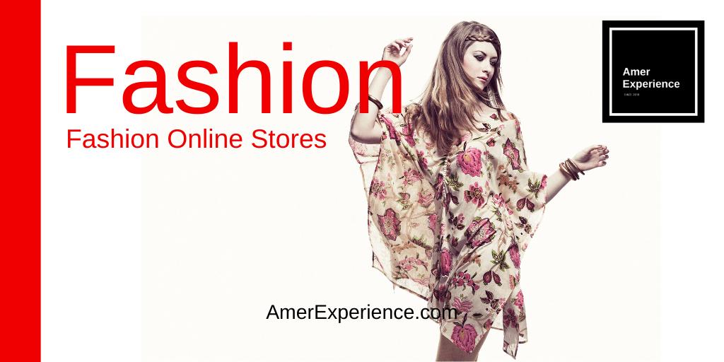 Best Fashion Online Stores