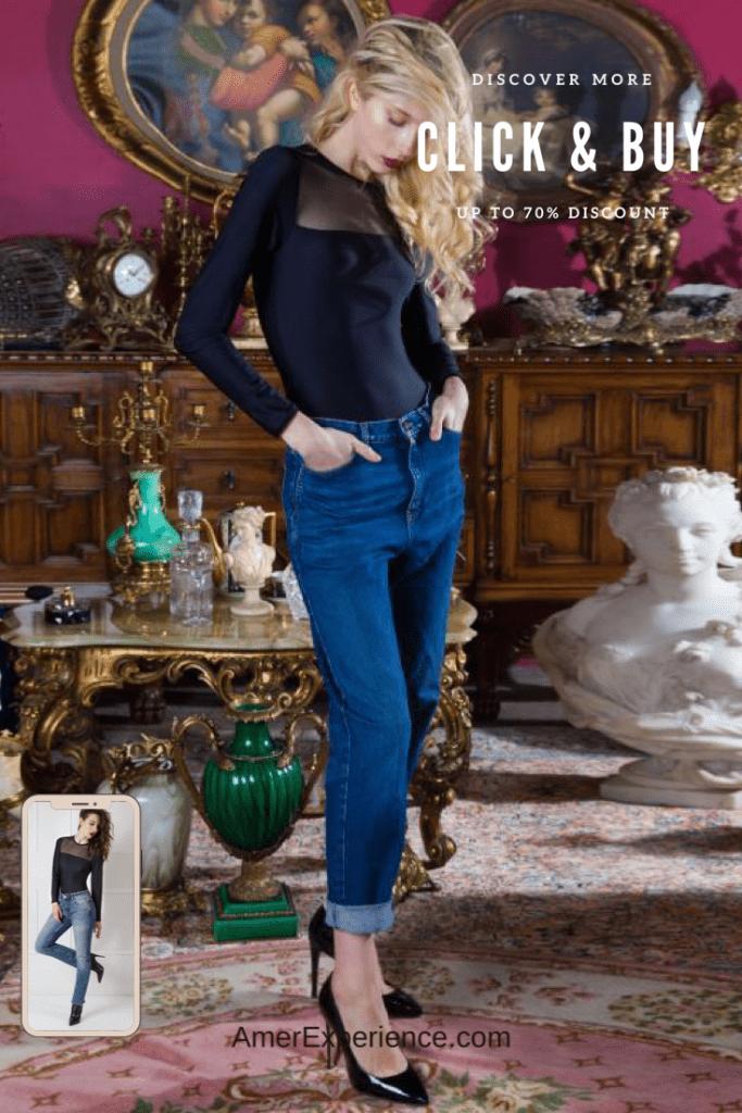 Lavinia Sexy Lingerie Design Lencería Jeans Combinación
