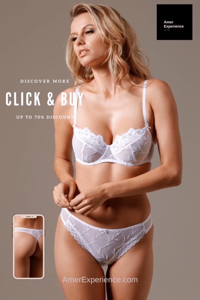 Lavinia Sexy Lingerie Design Lencería Atractivas