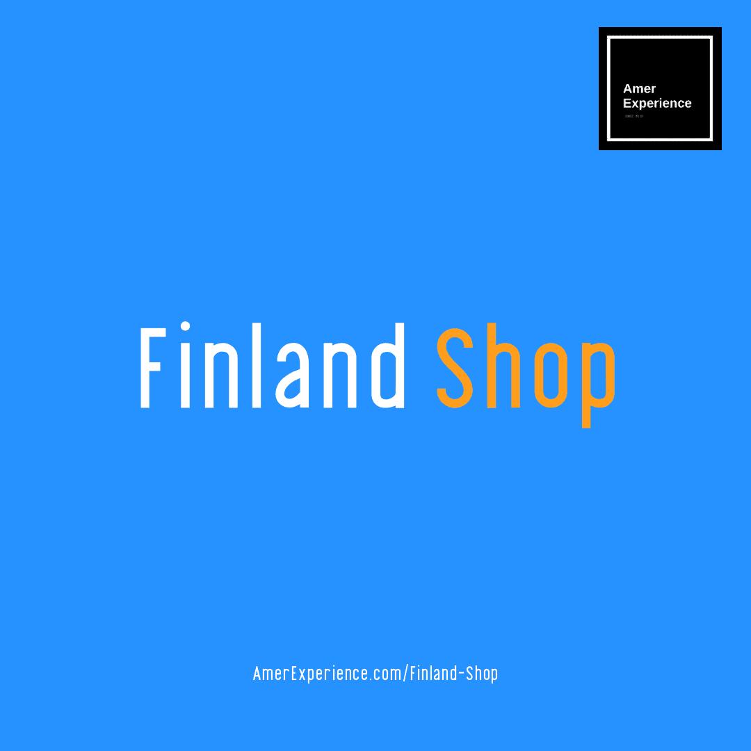 Finland Shop International Online Shopping