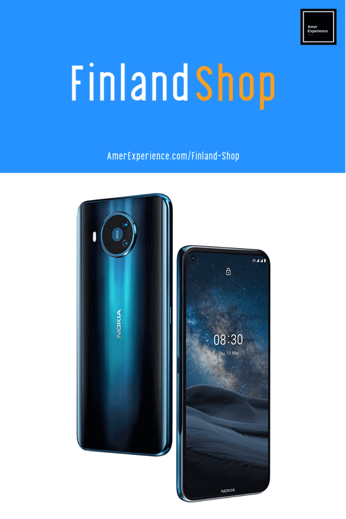 Nokia 8.3 5G Android Unlocked Smartphone