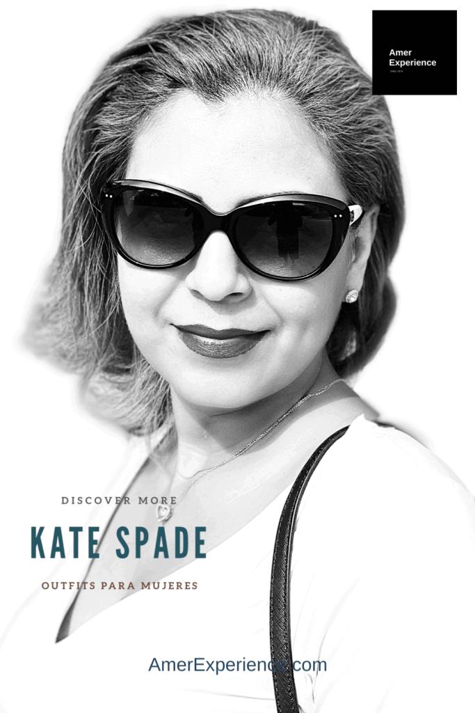 Designer Kate Spade New York Gafas Cat-Eye Model Germania Romo