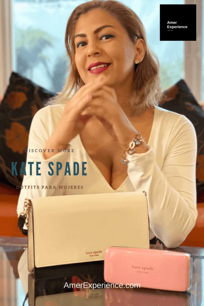 Designer Kate Spade New York Revision Cartera Gafas Hermosa Model Germania Romo