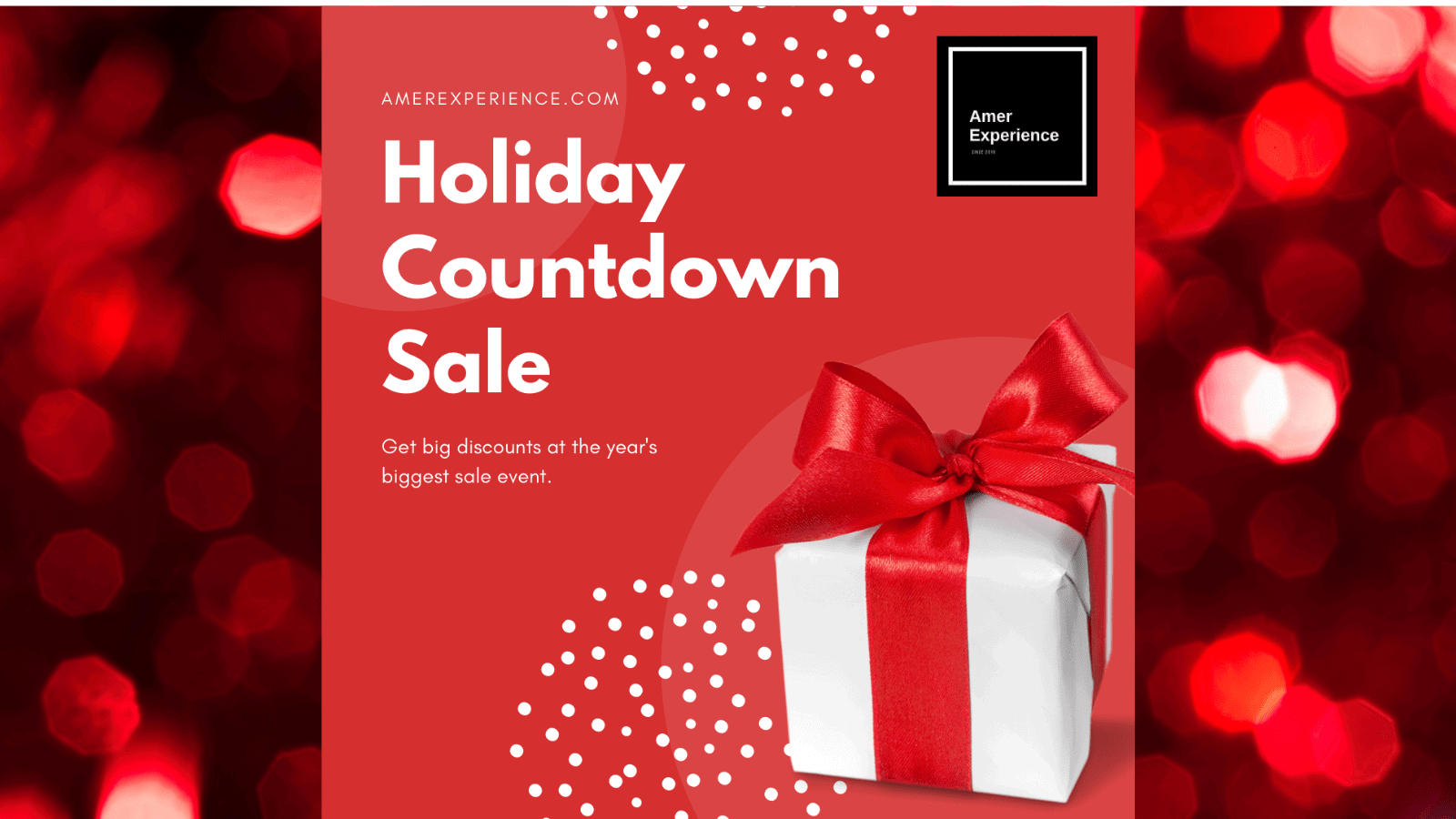 Big Holiday Deals Online - Special Deals - React Fast! While supplies last!