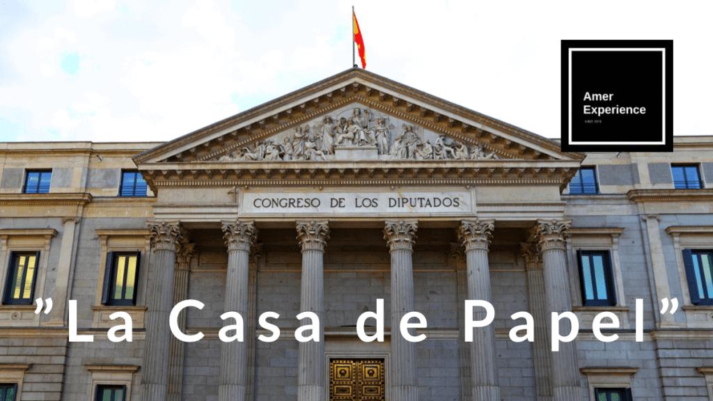 La Casa de Papel Tours Madrid