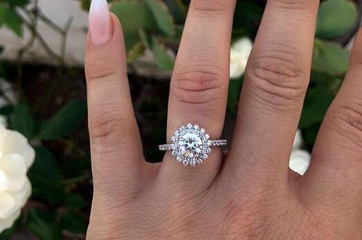 diamond engagement rings barkev's