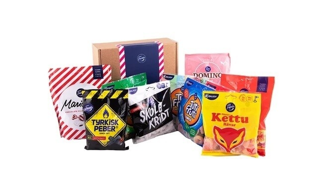 Best Fazer Candies and Sweets USA