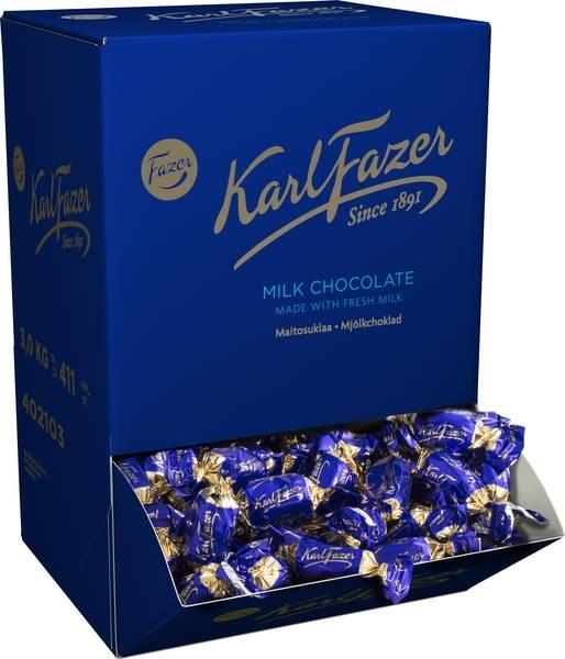 Karl Fazer Finland Milk Chocolate USA Conf