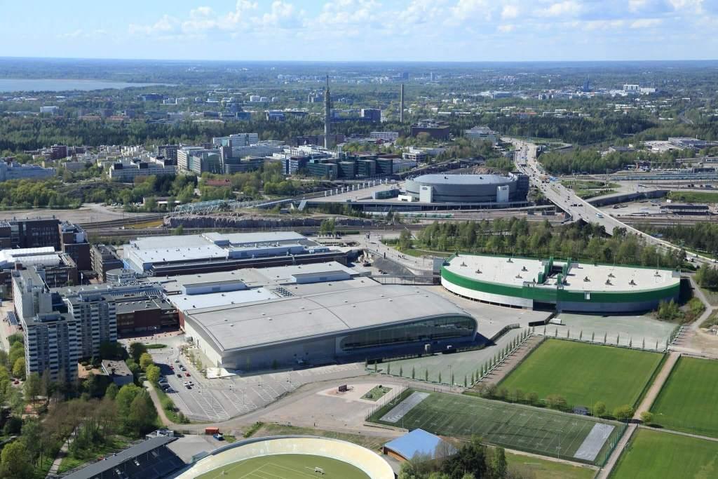 Messut Helsinki Ferias en Finlandia Overview