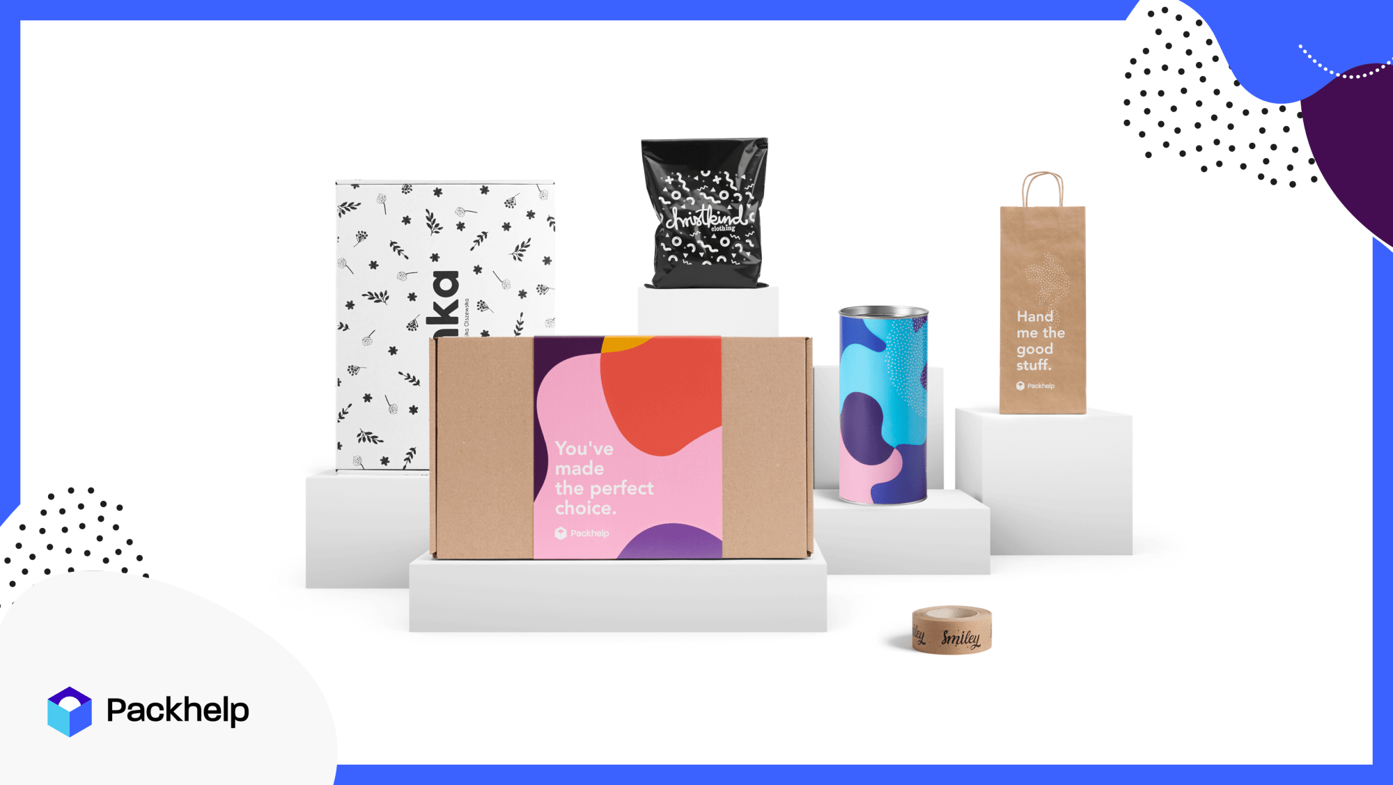 Packhelp Package Make Your Brand