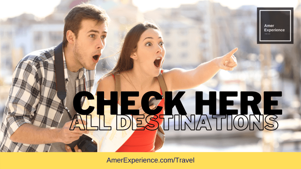 Check Here All Travel Destinations Worldwide Global Tours