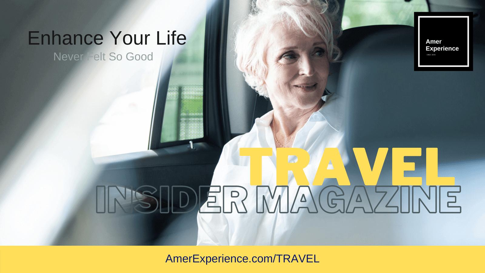 Travel Insider Magazine AmerExperience