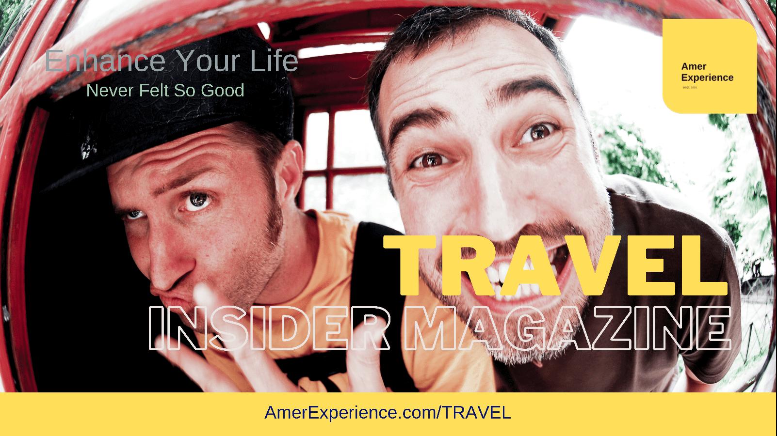 travel insider magazine amerexperience weird