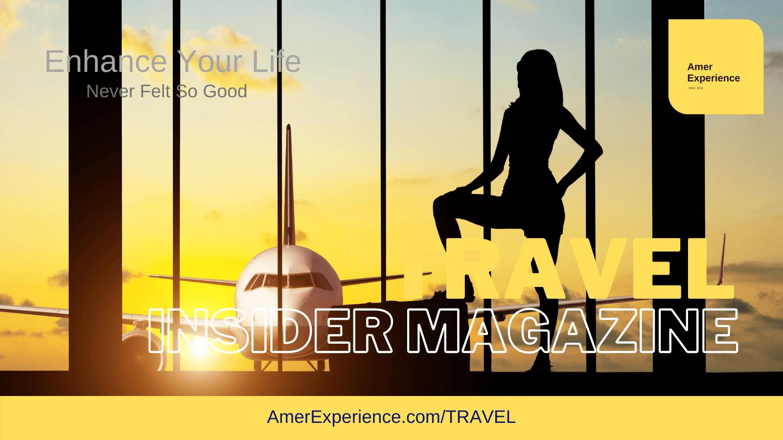 travel insider magazine international airport