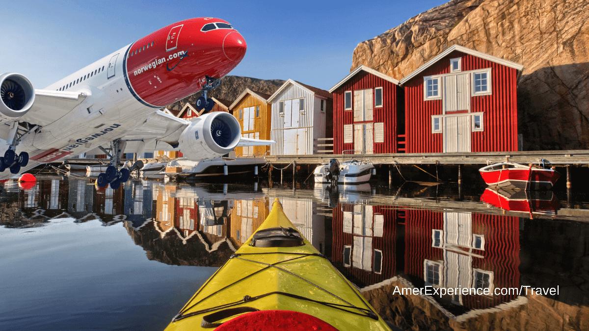 Norwegian Air to increase flights from Ireland to Scandinavia