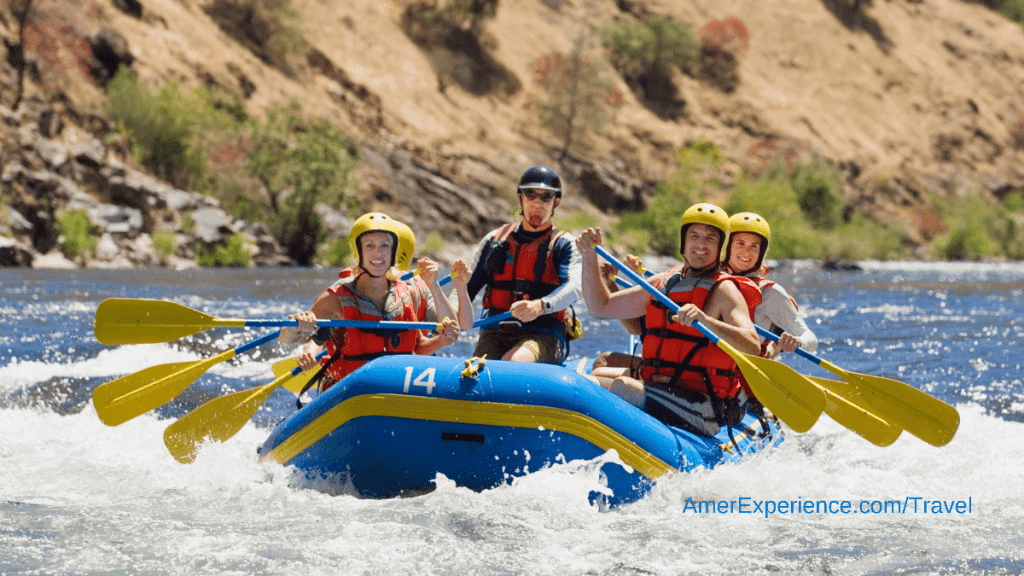 Top Ideas for your next travel things to do rafting