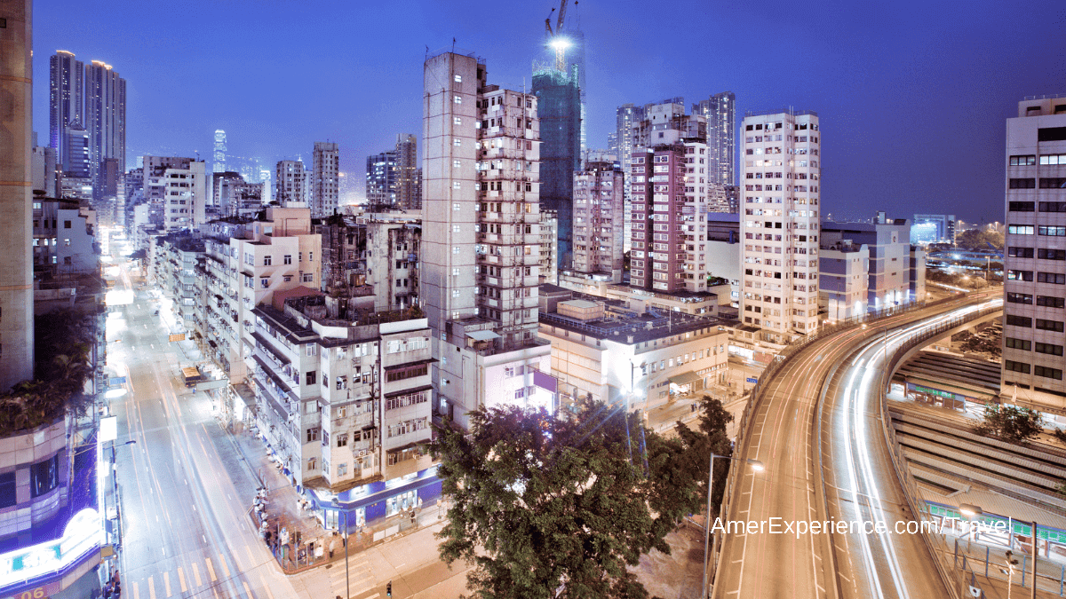 Why travel writer ROB CROSSAN is dreaming of Kowloon, Hong Kong