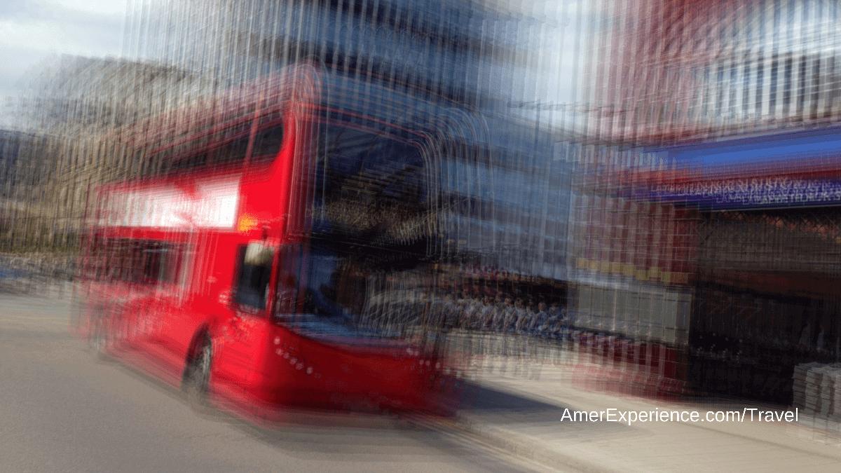 London civil servant's bus odyssey sparks Twitter storm