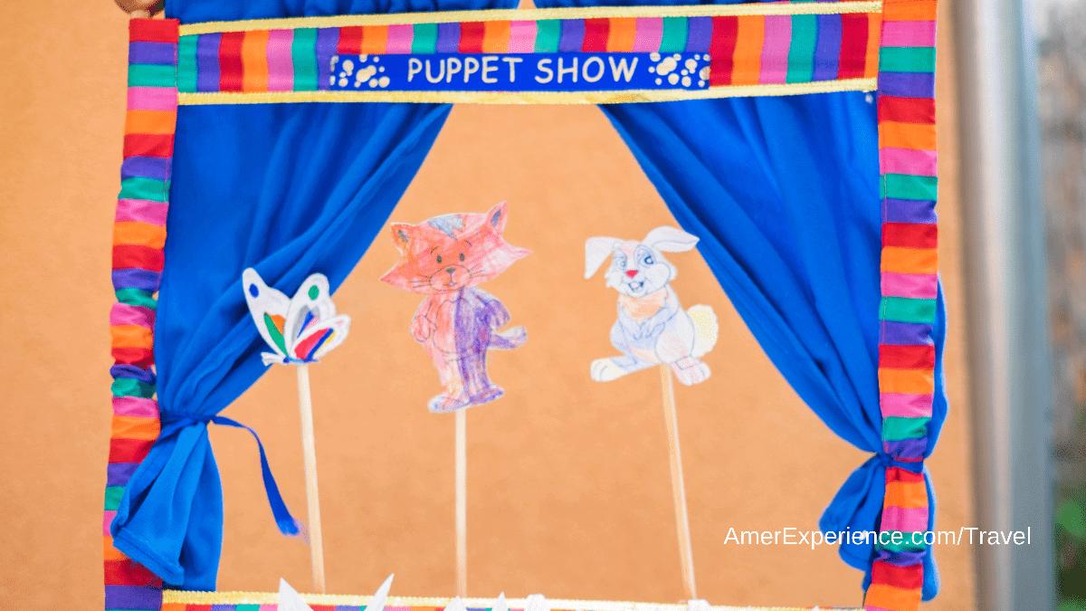 Puppet Show UK Travel