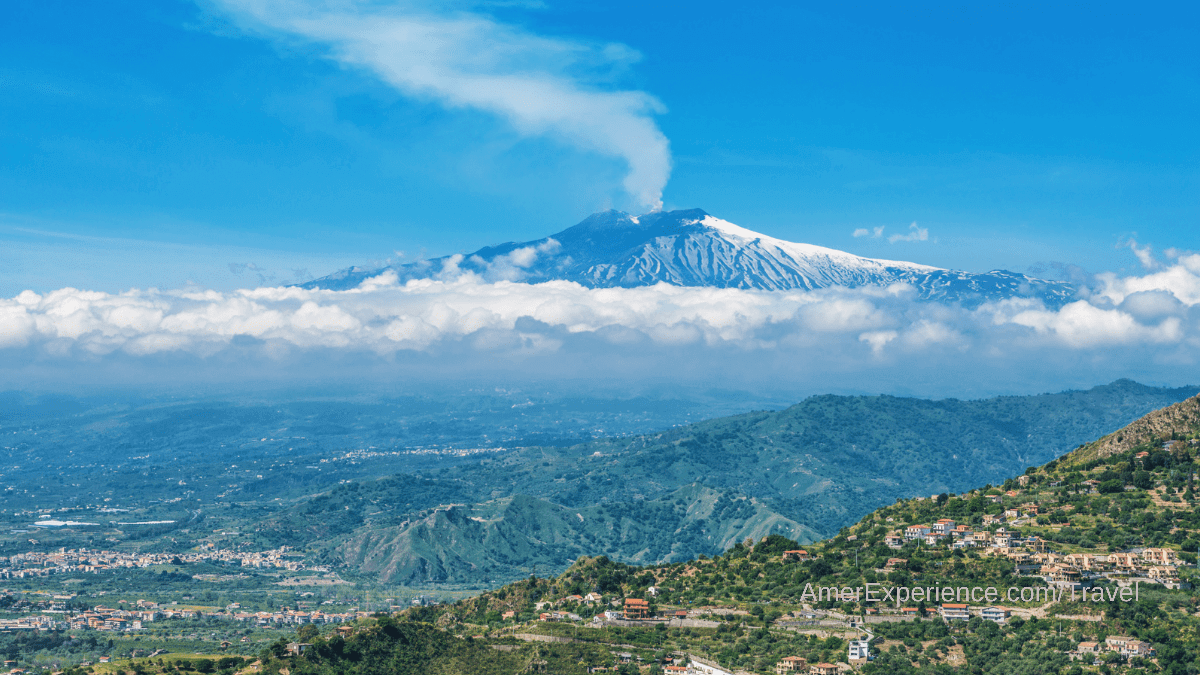 Mount Etna: Hiking up one of the world's most active volcanoes