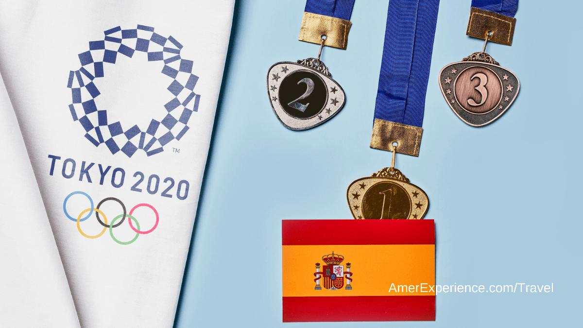 Olímpicos de Tokio 2020 España