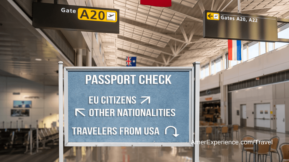 EU takes US off safe country list