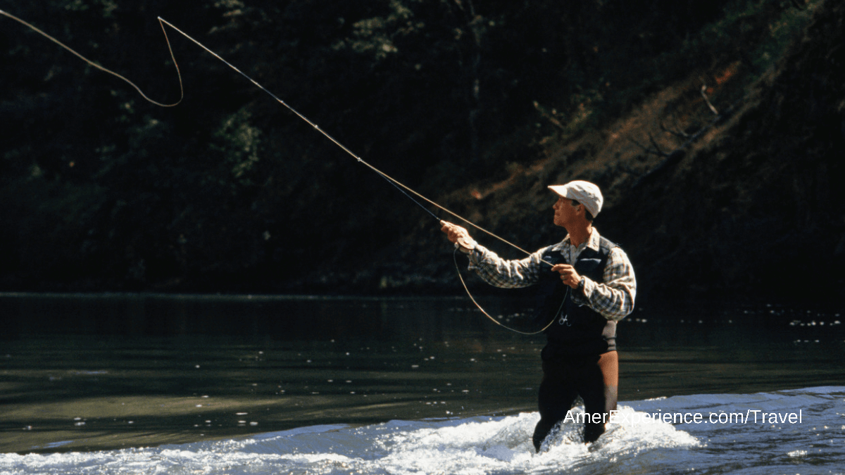 Zen and the art of fly-fishing in Sweden