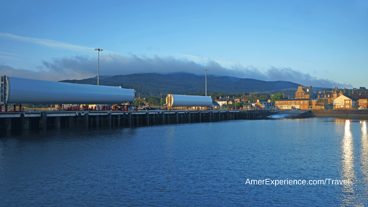 Sailings cancelled after Covid outbreak on Arran ferry