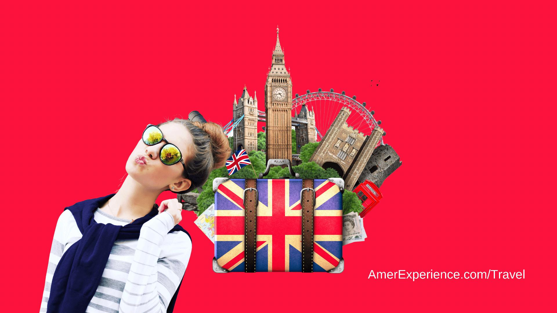 Top 10 teen travel destinations in Britain