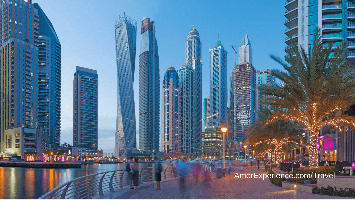 Dubai's back - and it's as bright as ever