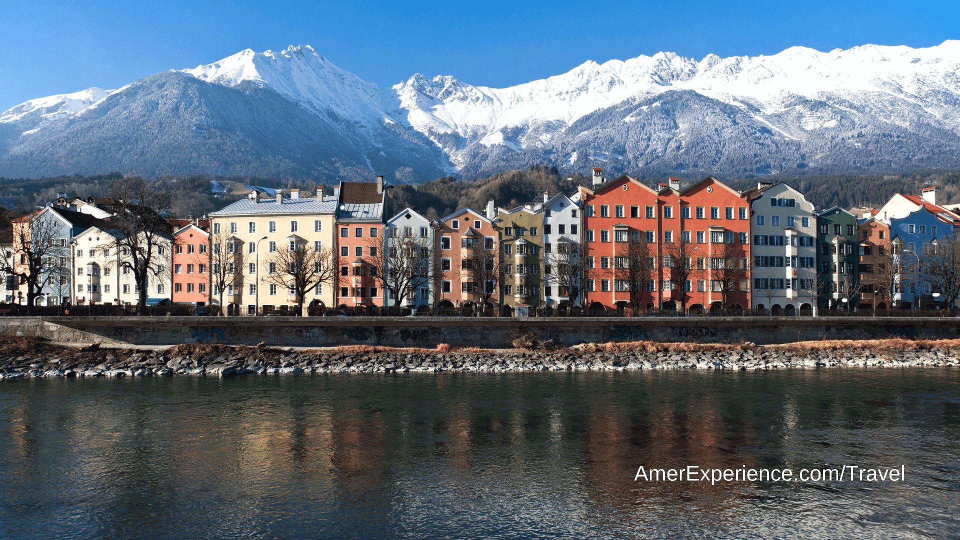Innsbruck: ta tåget till bergen och vandra