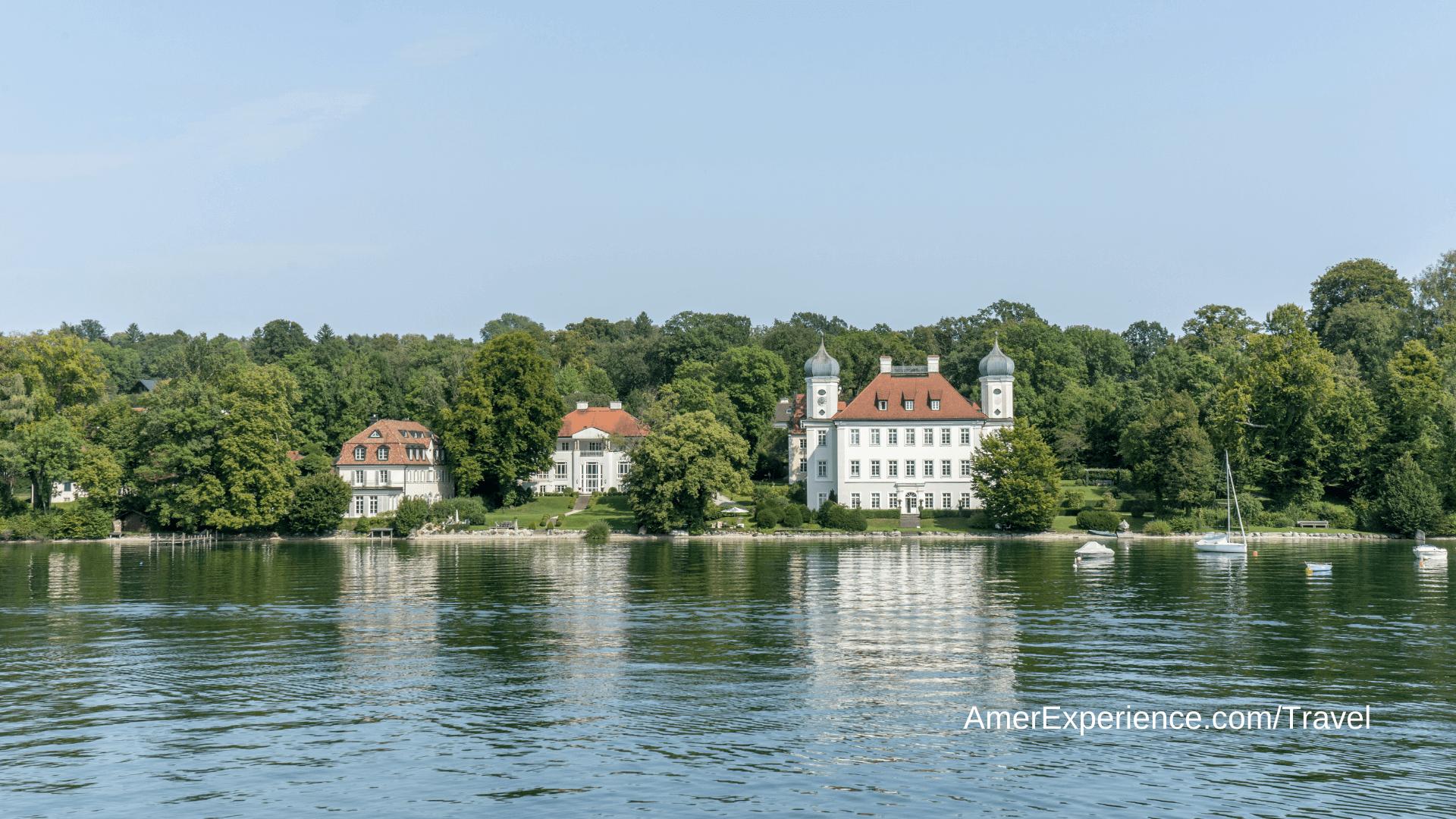 Bayern: Mit dem Fahrrad einmal rund um den Starnberger See