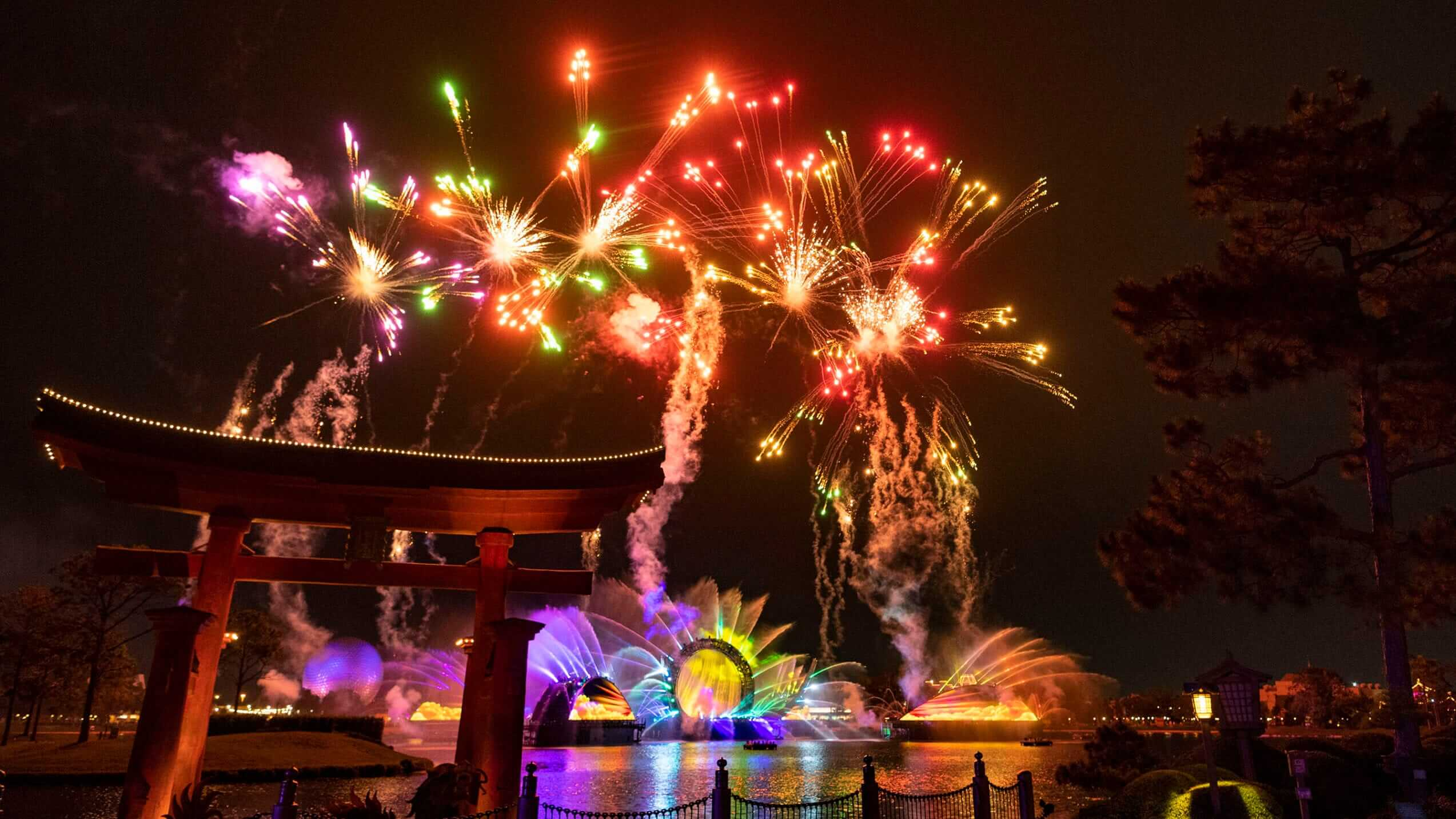 Disney World 50th anniversary surprise: The best seat in the house for new fireworks shows