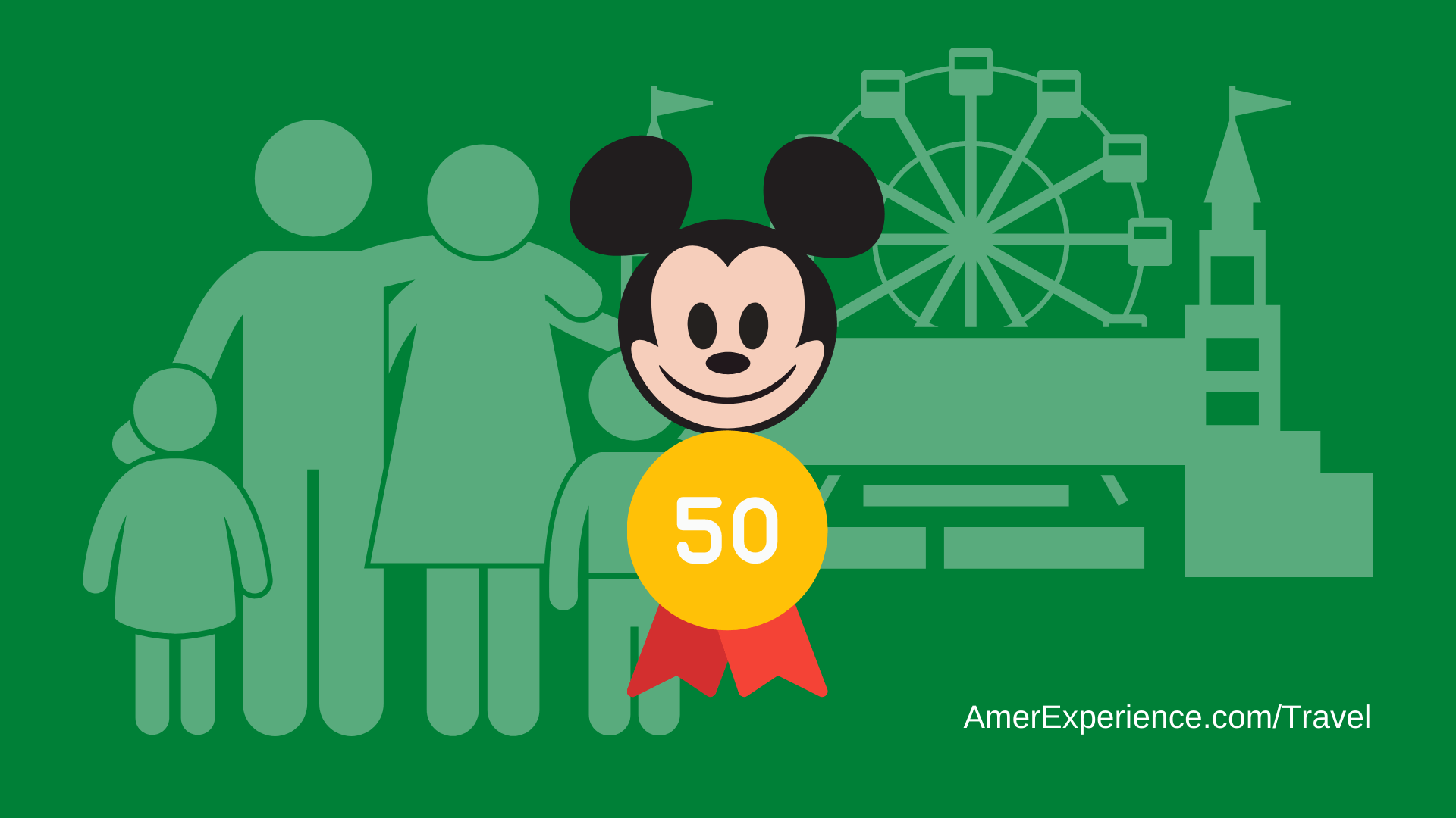 From fairy tale weddings to Disney World's 50th anniversary, 10 ways to soak in the magic