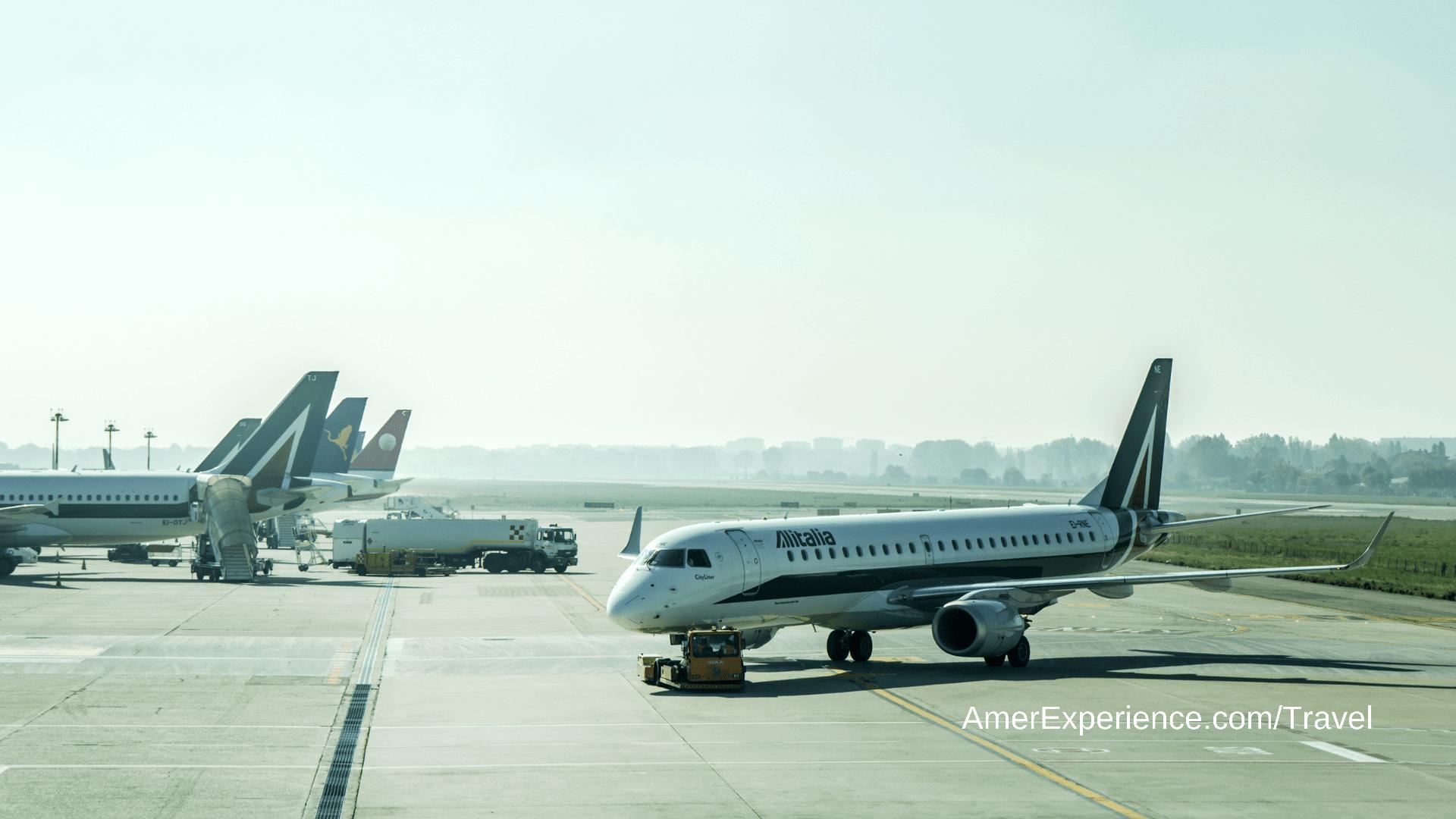 Alitalia lopettaa toimintansa 14. lokakuuta ja Italian uusi lentoyhtiö ITA (Italia Trasporto Aereo) nousee taivaalle seuraavana päivänä.