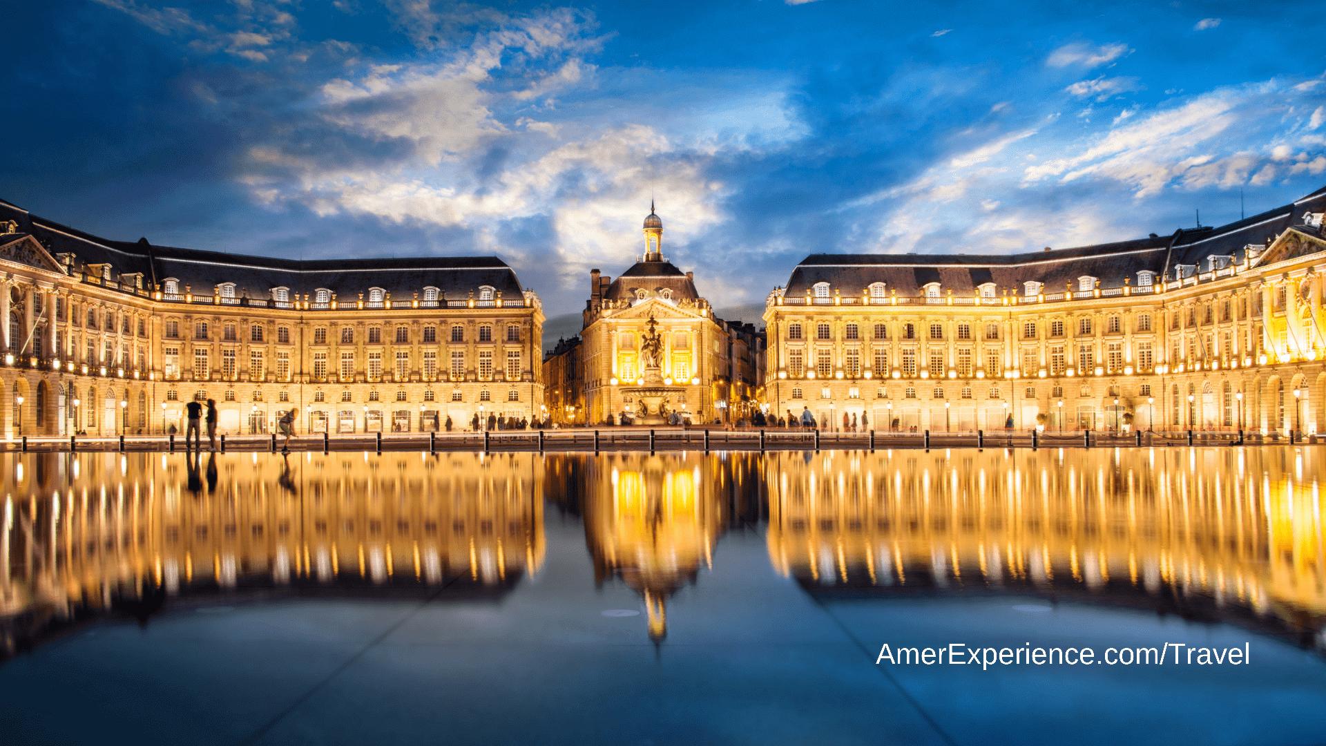 European Capital of Smart Tourism 2022 -kilpailun seitsemän short-listattua kaupunkia Bordeaux Ranska