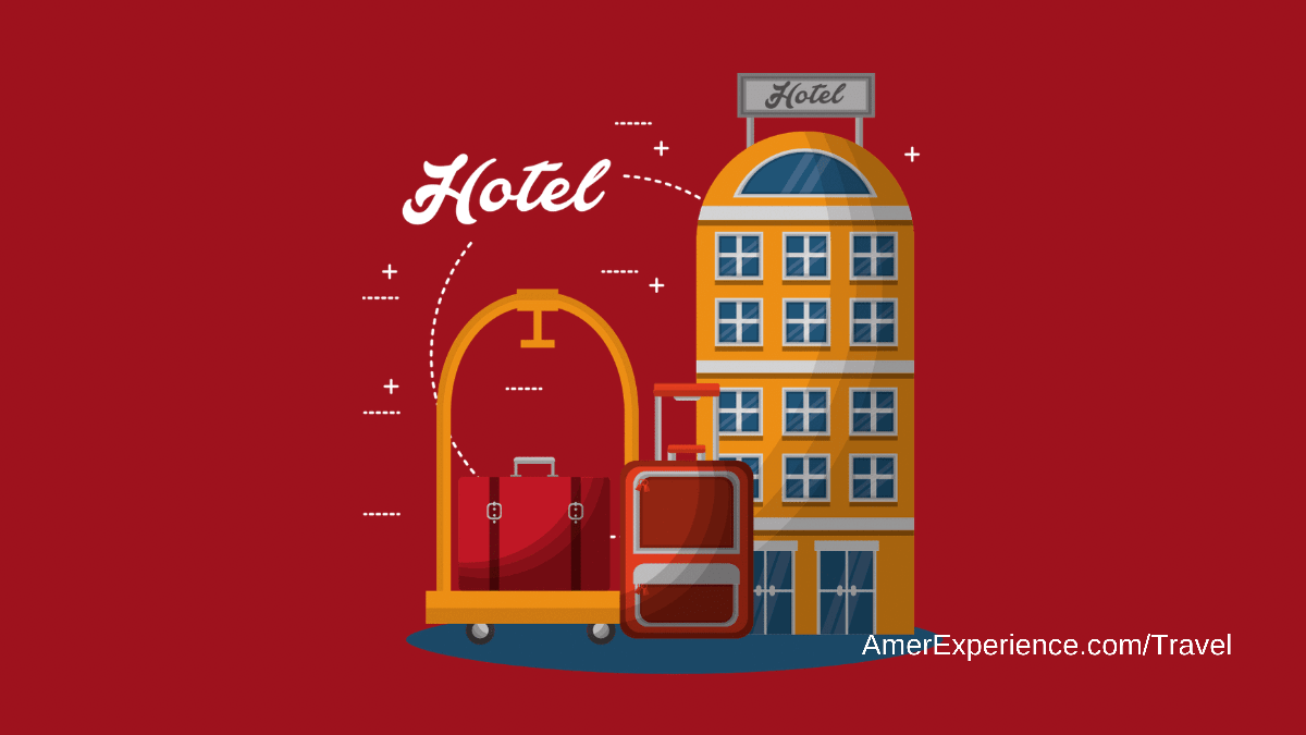 Hotels with the best service report
