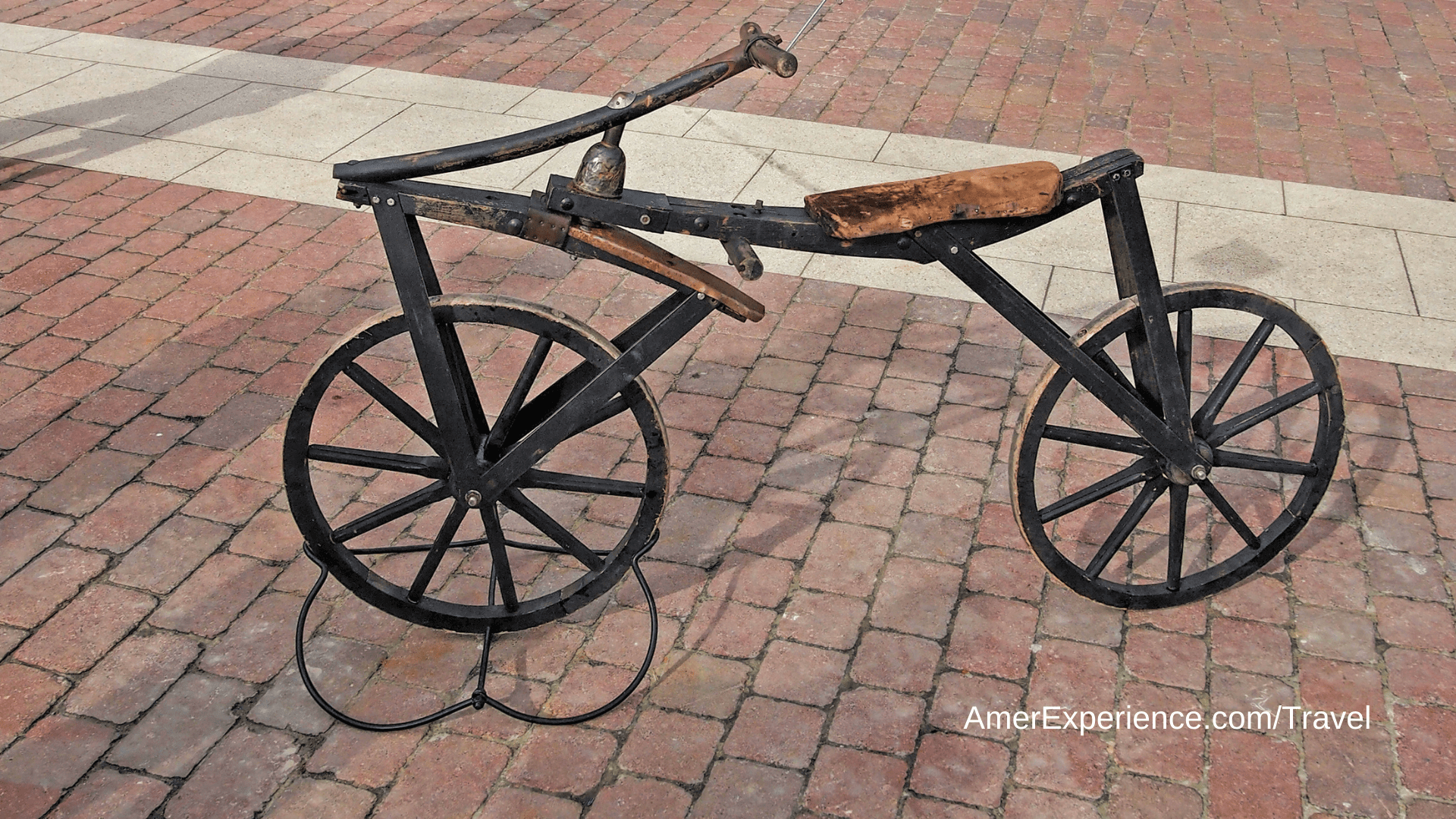 Fascinating book Bicycling Through Time reveals the weird and wonderful bicycles of yesteryear