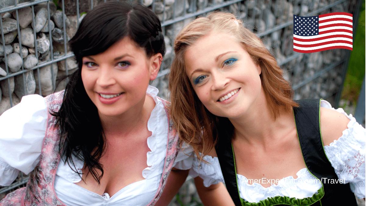 Deutsche Spuren in Texas: Im Dirndl zum Wurstfest in New Braunfels