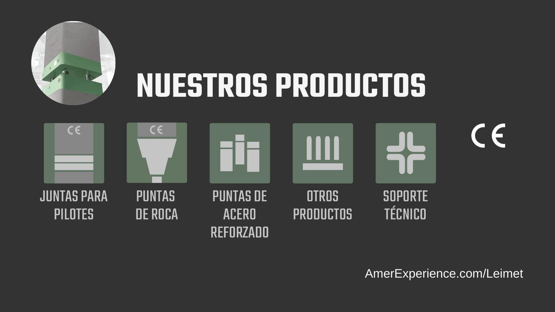 Productos para pilotaje en Ecuador Leimet